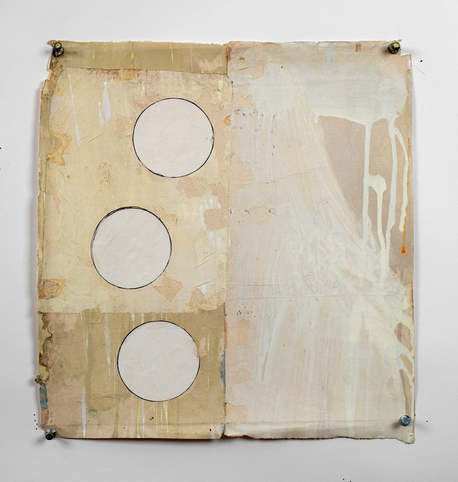 Eugene Brodsky (LA)   SB 7 , 2019  BROD360   Mixed media, 14 x 13 inches, 21 3/4 x 20 3/4 inches framed